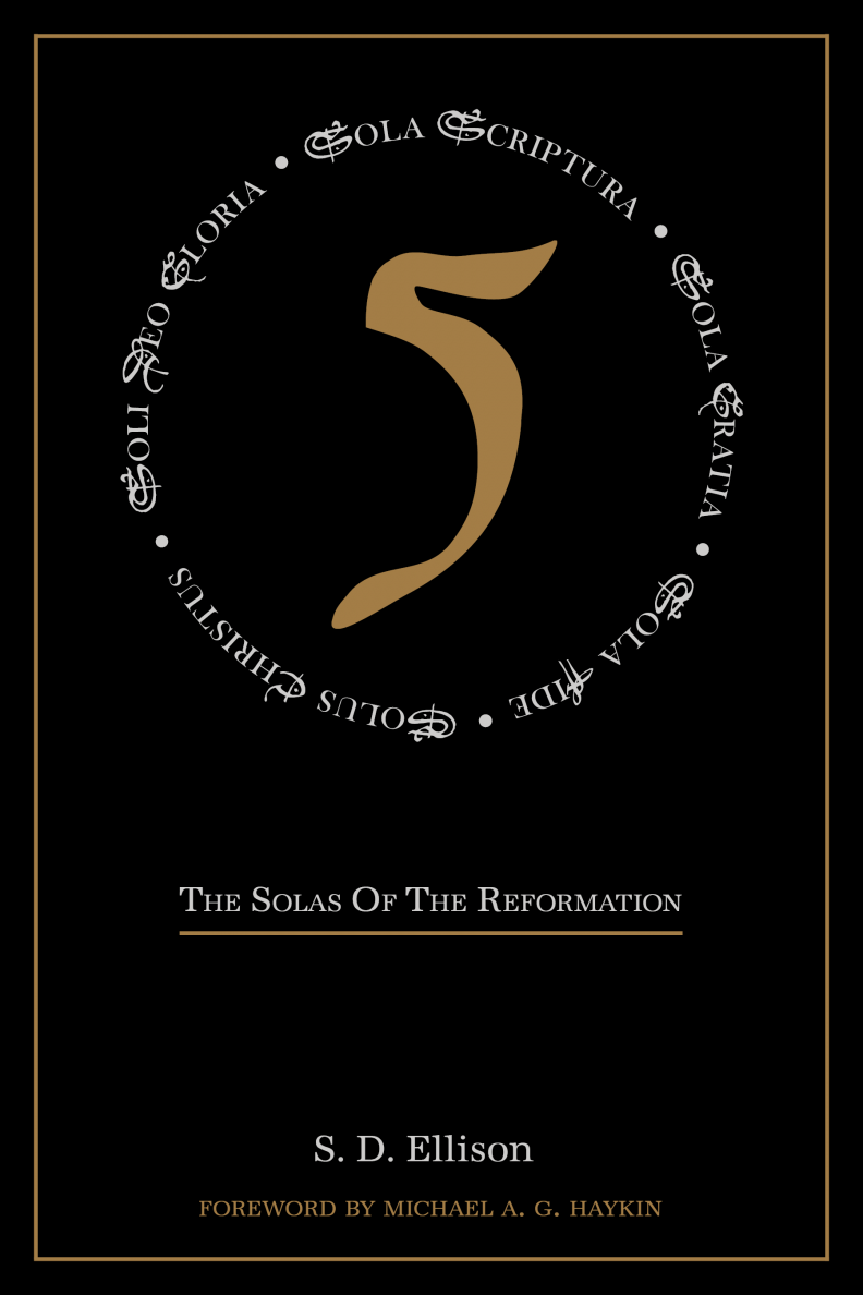 Image: book-launch-five-the-solas-of-the-reformation